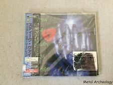 Steve Vai - Alien Love Secrets JAPAN CD 1995 (SRCS-7641) +Guitar Pick +1 B/T OBI