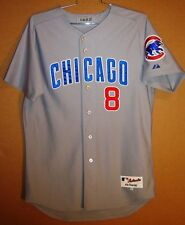 CHICAGO CUBS MIKE QUADE GAME WORN MLB JERSEY