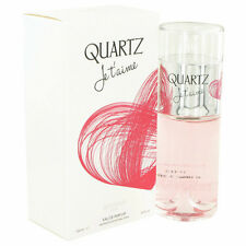 Quartz Je T'aime by Molyneux Eau De Parfum Spray 3.3 / 3.4 oz for Women - SEALED