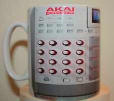 Custom AKAI MPC renaissance sampling sampler novelty mug cup producers studio
