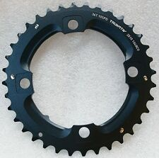 SRAM Truvativ MTB X0, X9, 2x10 speed 36T Chainring BCD 104mm, No Pin