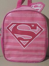 "Supergirl Super Girl Backpack Mini 10"" Fashion Movie NEW"