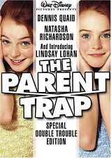 The Parent Trap (Special Double Trouble Edition) Dennis Quaid [PG/ Region 1] DVD