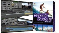 Pinnacle Studio 19 Ultimate - LEGAL - ORYGINAL -  FAST !