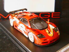 MCLAREN F1 GTR LAUNCH CAR 1996 HPI RACING 8252 1/43 HPIRACING MACLAREN