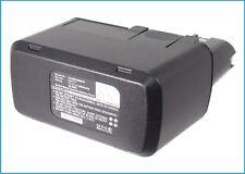 12.0V Battery for Bosch ABS 12 M-2 ABS M 12V AHS 3 2 607 335 054 Premium Cell