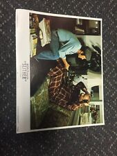 """1973 JAMES CAAN - MGM PRESENTS - """"SLITHER""""  MOVIE LOBBY CARD Set Of 8"""
