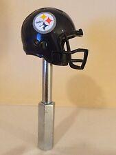 Pittsburgh Steelers Mini Helmet NFL Beer Tap Handle Football Kegerator Super AFC