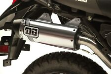 Kawasaki KLR 650 DG V2 Slip On Exhaust, Pipe, Muffler, Silencer 071-8650
