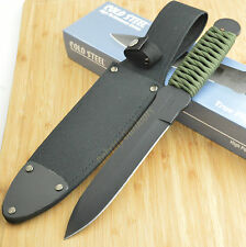 Cold Steel True Flight Thrower 1055 Carbon Throwing Knife 80TFTC