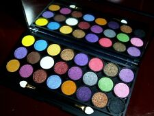 Miss Rose Professional 24 Color Eye Shadow Wet Creamy Shine