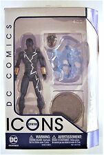 DC ICONS Static Shock Deluxe Action Figure
