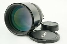 """N Mint"" Nikon Nikkor 135mm f/2 Ai-s ais manual focus lens From Japan *0793"
