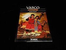 Gilles Chaillet : Vasco 3 : La byzantine EO Le Lombard 1986
