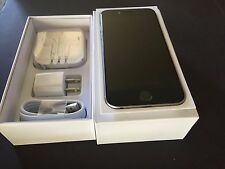 iPhone 6 16GB Space Gray Black Simple T Mobile Straight Talk Metro PCS Net10