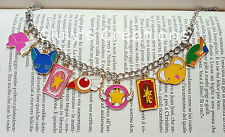 Bracciale CARD CAPTURE SAKURA manga anime japan carte scettro Kero-chan cartoni