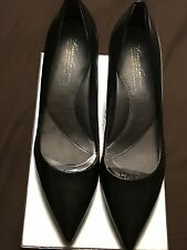 Kenneth Cole Silver Edition Black Pumps Size 12 (Brand New)