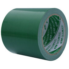 "Green Duct tape Single sided waterproof Pipe bundle Ship adhesive tape 4"" x 50'"