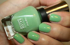 NEW! Sally Hansen Complete Salon Manicure nail polish MOJITO ~ Mint Green Creme