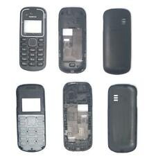 New Black Cover Housing Case Shell For Nokia 1280 front+middle+back cover+Keypad