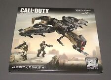 Call of Duty Wraith Attack Mega Bloks Collector Series Construction Set DKX54