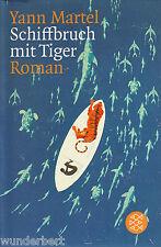 * - SCHIFFBRUCH mit TIGER - Yann MARTEL  tb (2004)