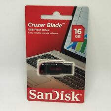 Sandisk 16GB Cruzer Fit 16 GB USB Flash Stick Pen Drive