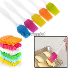 Silicone Pastry Utensil Baking Cooking Basting Brush Cookware Bakeware BBQ Roast