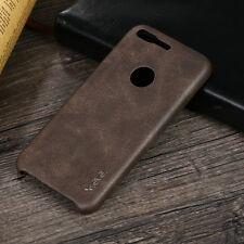 New Retro Ultra Thin Leather Back Case Cover For Google Pixel XL/Pixel/HuaWei