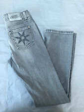 Cambio Jeans women Grey washed denim