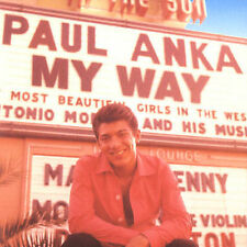 My Way: Very Best Of by Paul Anka (Singer/Songwriter) (CD, Sep-1997, Bmg/Rca...