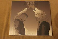Xxanaxx - Triangles CD - Polish Release