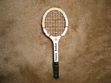 Wooden Tennis Racket Doll House Accessories