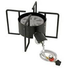 BAYOU CLASSIC KAB6 GAS CAST IRON BURNER COOKER WITH HOUSE GUARD NEW SALE