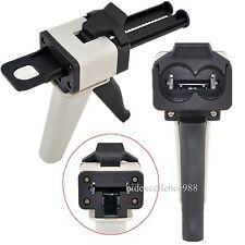 Black 1:1 Dental Impression Mixing Dispenser Dispensing Gun Caulking Gun FDA