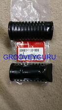 Honda CL CT90 CB100 CB125 CB250 CB350 CB450 CB750 Footpeg Rubbers 50661-110-000