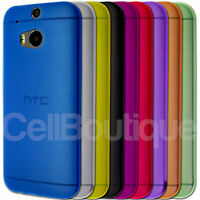 ULTRA SLIM THIN HARD BACK CASE COVER FOR HTC FREE SCREEN PROTECTOR