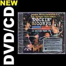Rockin' the Corps: An American Thank You (DVD/CD) Kiss, Hootie, Ted Nugent