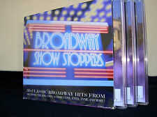 BROADWAY SHOW STOPPERS - 30 Classic Broadway hits!