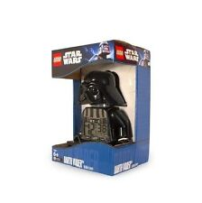 Lego STAR WARS Darth Vader Minifigure Alarm Clock Xmas Christmas Gift Present