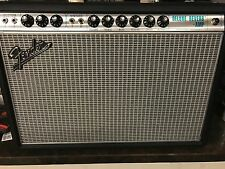 Fender '68 Custom Deluxe Reverb 22W 1x12 Tube Amp w/ Celestion Black LN
