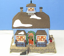 Department 56  - New England Village Series - Chowder House - 1995 Ret