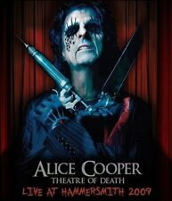 Alice Cooper Theatre of Death -  Live at Hammersmith 2009 (2 Disc DVD & CD )
