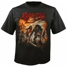 Man-Dying alive t-shirt (taille/size xl, Noir/Black) NEUF