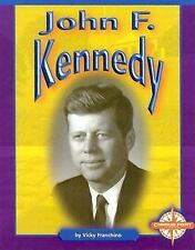 John F. Kennedy Compass Point Early Biographies