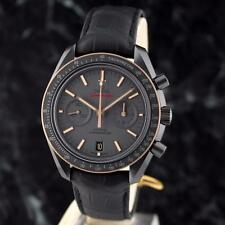 new OMEGA Speedmaster Dark Side Of The Moon GOLD SEDNA BLACK 311.63.44.51.06.001