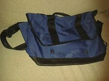 GAP shoulder bag in blue colour with black and grey features [RRP £24.95]