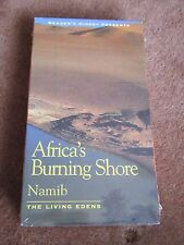Namib Africa VHS Video Animals Birds Scenery Desert Shore Extremes Benguela NEW