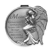 Mom Guardian Angel (15729) AngelStar Car Travel Inspiring Visor Clip
