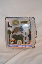 "Hasbro GI Joe: Korean Soldier Accessory Set For 12"" Action Figures"